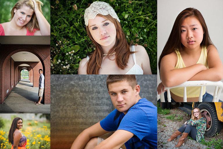 senior pictures senior portraits Pittsburgh studio teen high school